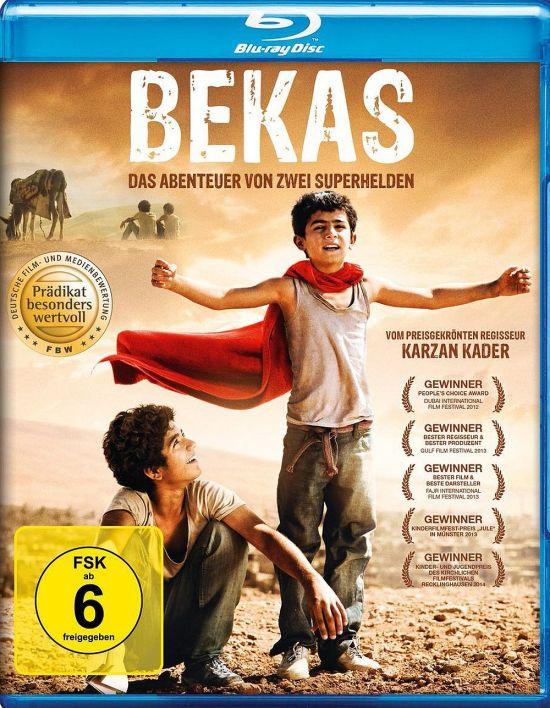 Bekas – Das Abenteuer von zwei Superhelden