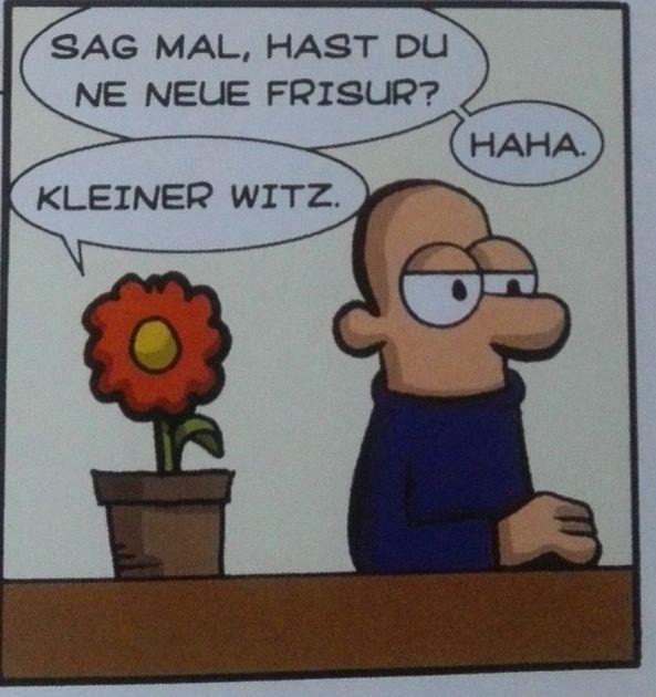 Gespräche mit einer Blume
