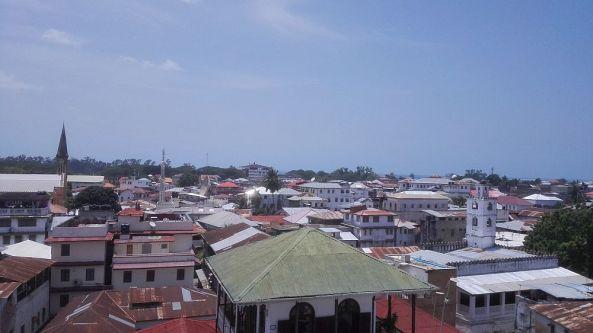 Stone Town in Sansibar