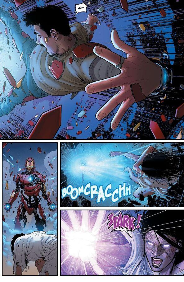 Iron Man und Madame Masque