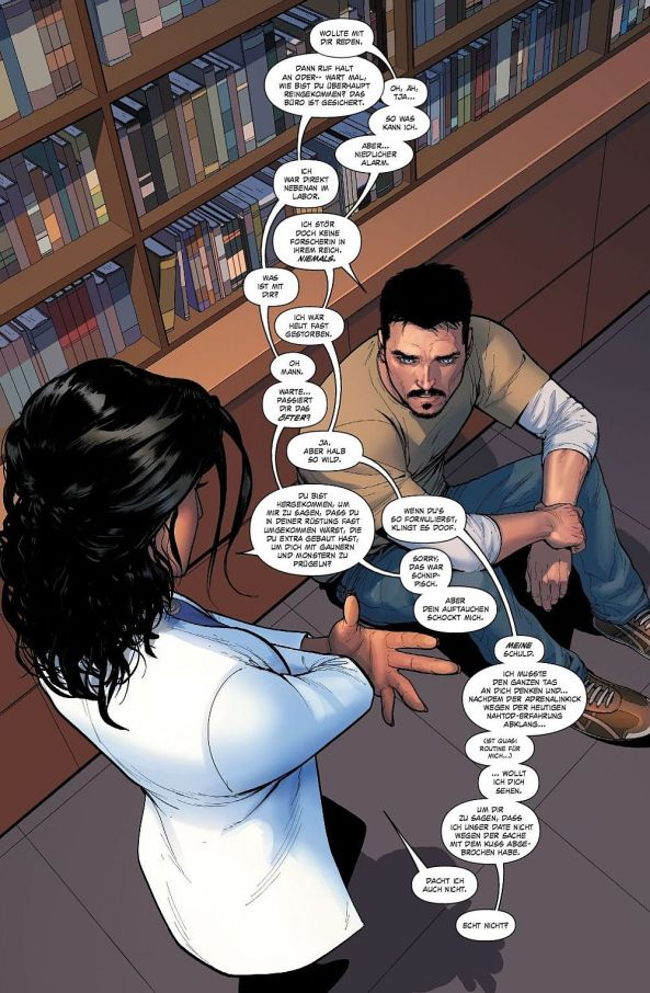 Tony und Amara