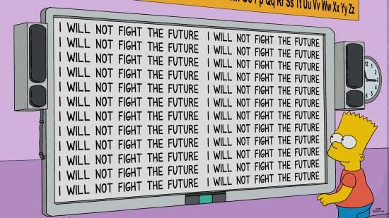 © Copyright Matt Groening & 20th Century Fox/FOX Broadcasting