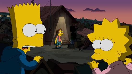 © Copyright Matt Groening & 20th Century Fox/FOX Broadcasting