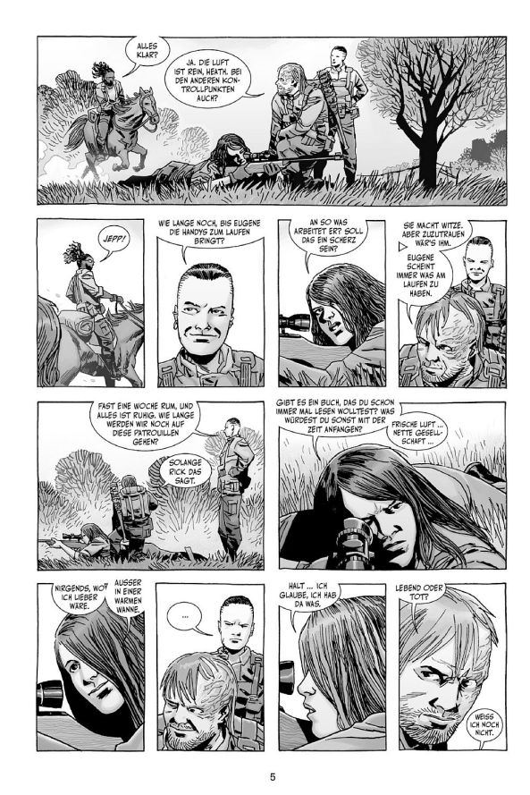 The Walking Dead#27