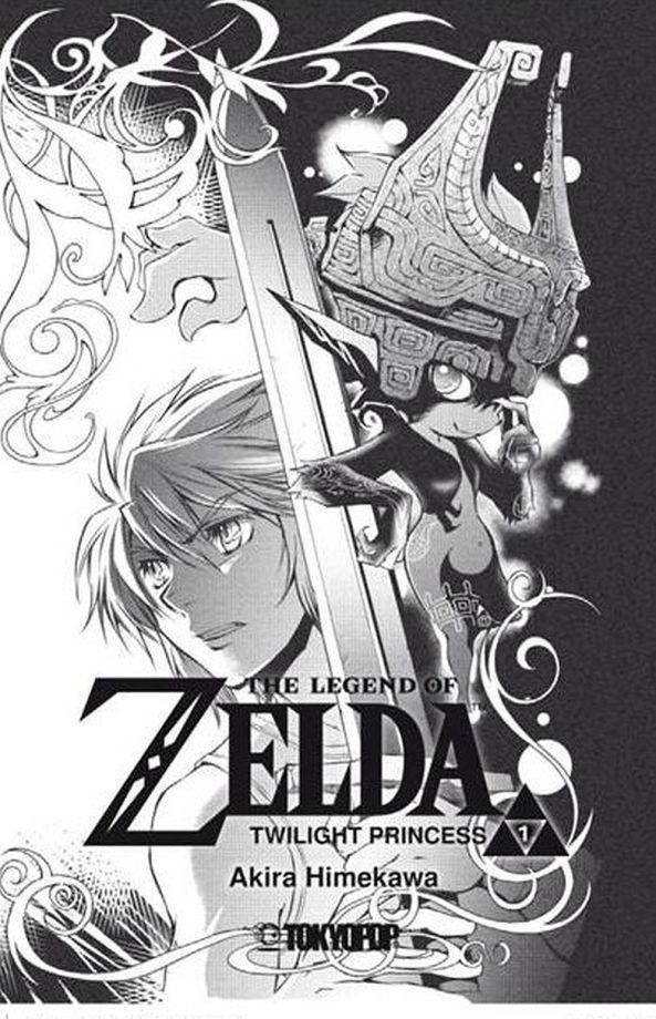 Akira Himekawa - The Legend of Zelda: Twilight Princess