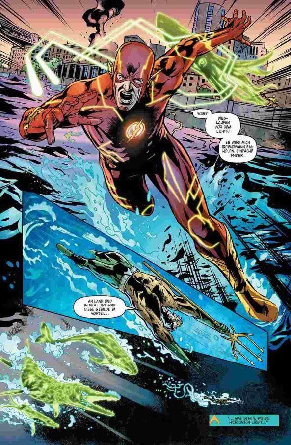 ist Flash schneller als Licht?