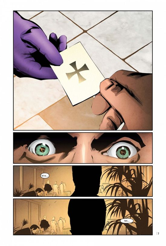 Das Zeichen der Templer Assassin's Creed: Templars – Black Cross