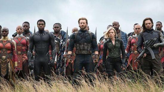 Die Superhelden bekommen Unterstützung aus Wakanda.