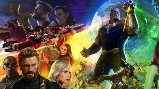 Thanos ist der Bösewicht