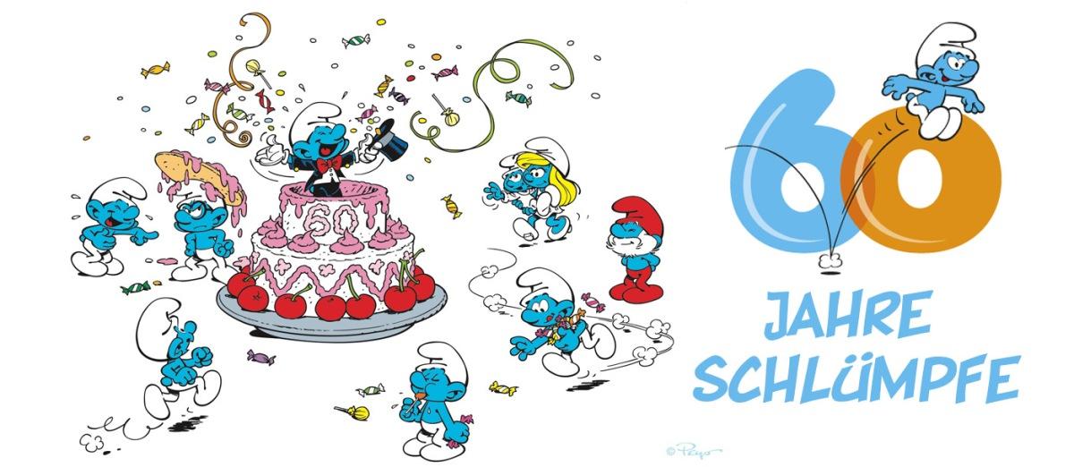 """60 Jahre """"Die Schlümpfe"""" - 6-Tage-Special (6): Die Schlümpfe Mini Nr. 6: Der hundertste Schlumpf [Toonfish/Splitter, November 2011]"""