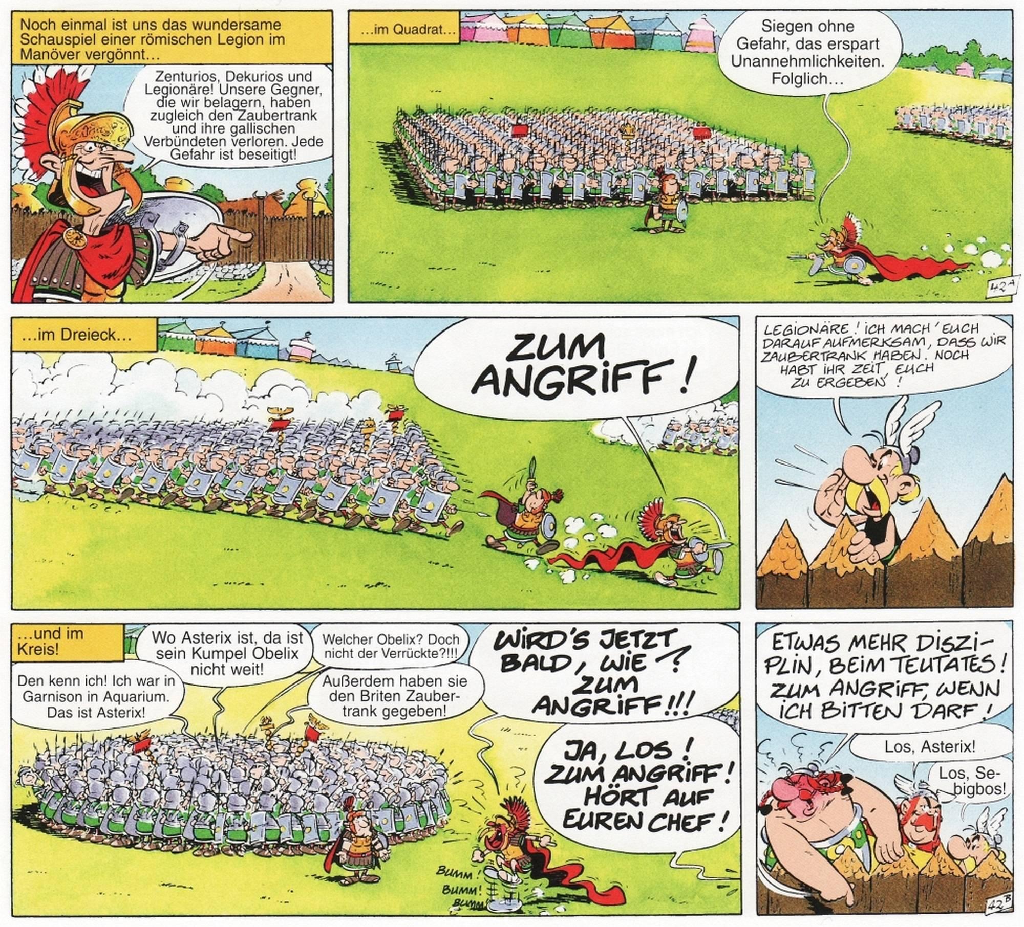 Asterix Und Obelix Bei Den Briten