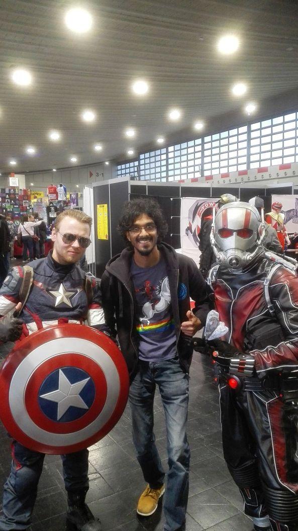Das war die Comic Con in Dortmund