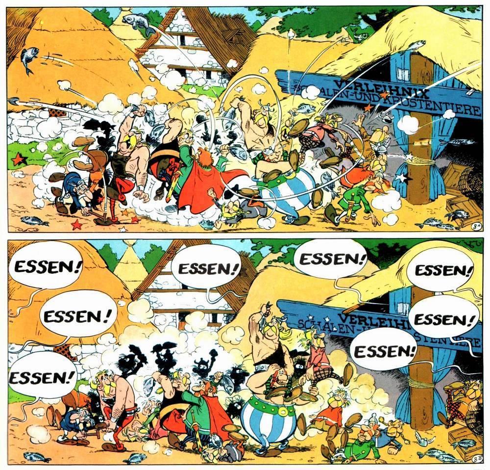 Asterix Review Special 41 Gallische Geschichten Mit Asterix Und Obelix Mueli77 S Feine Welt