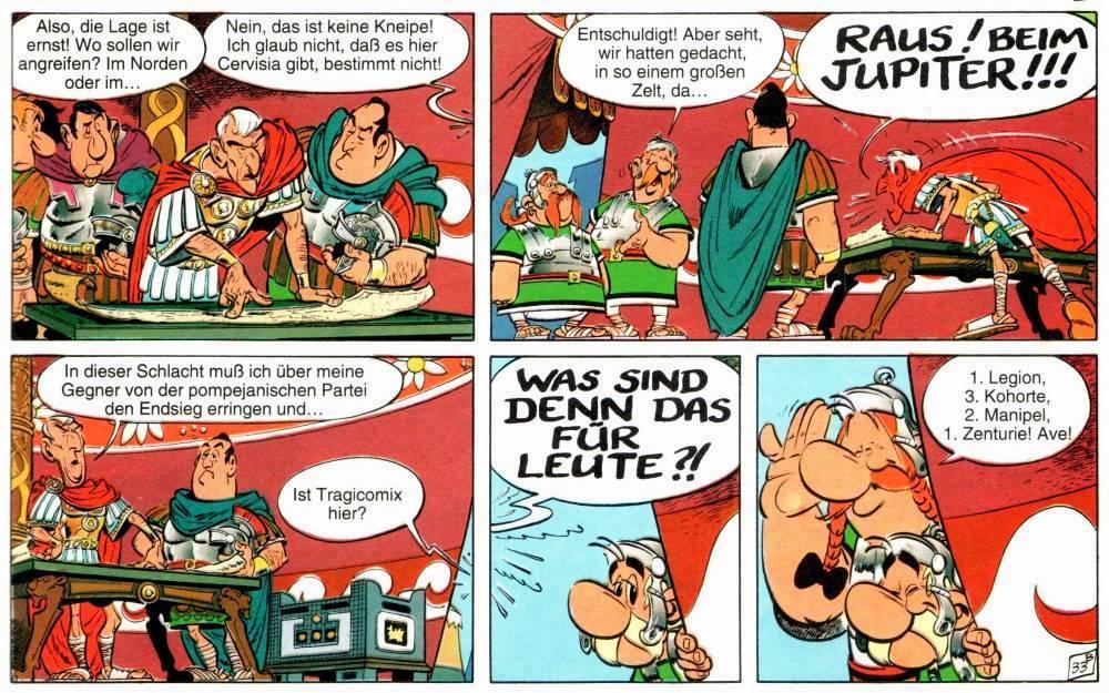 Asterix 12 Aufgaben