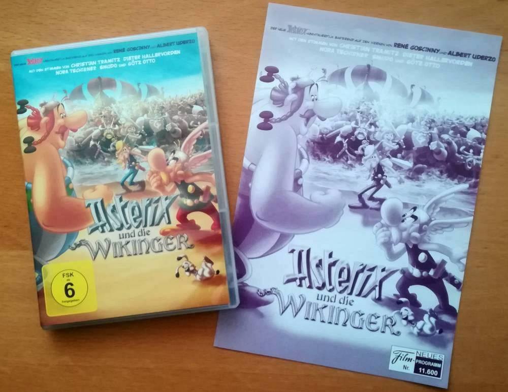 Asterix Review Special 65 Asterix Und Die Wikinger Film