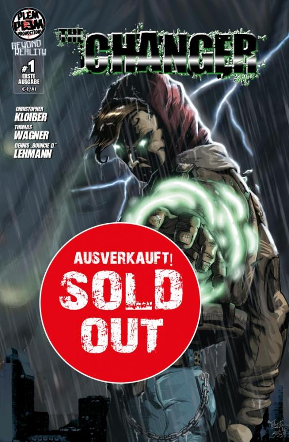Changer Sold Out