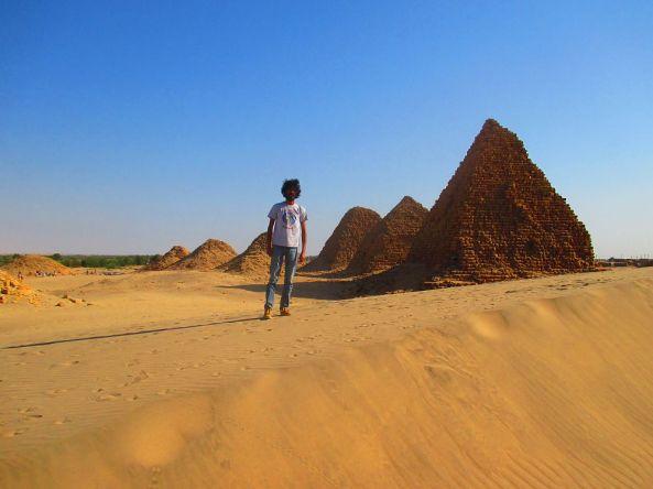 Die Pyramiden von Nuri