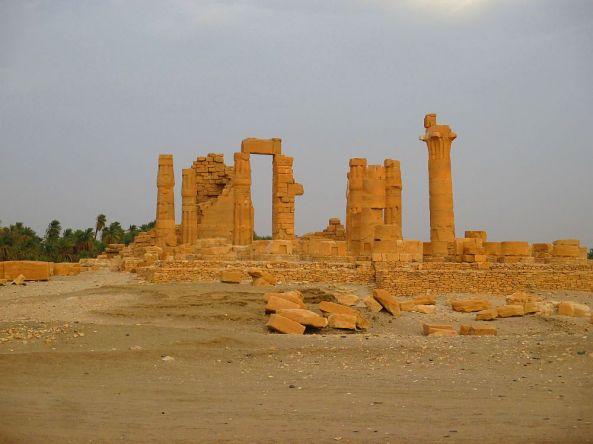 Der Tempel von Soleb