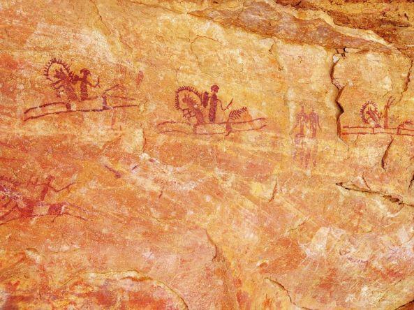 Höhlenmalerei vor unserer Zeit