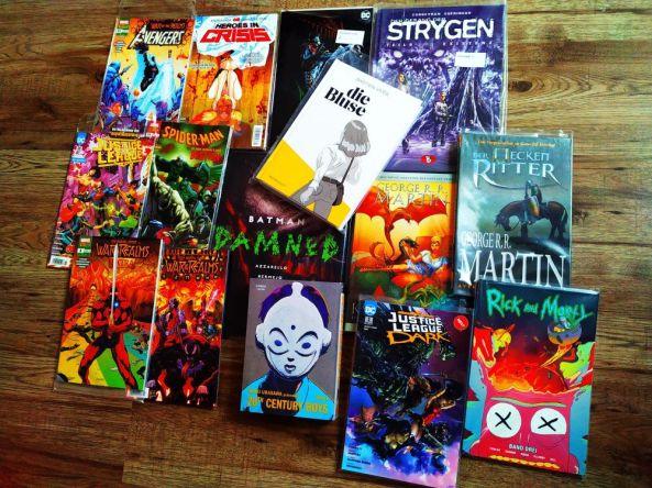 Comics, Comics, Comics