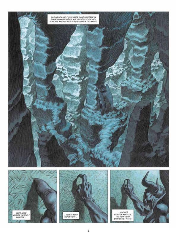Die geheime Höhle der Strygen