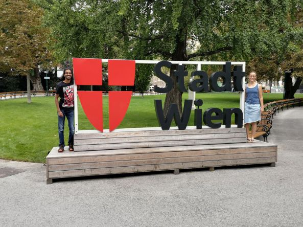 Herzlich Willkommen in Wien