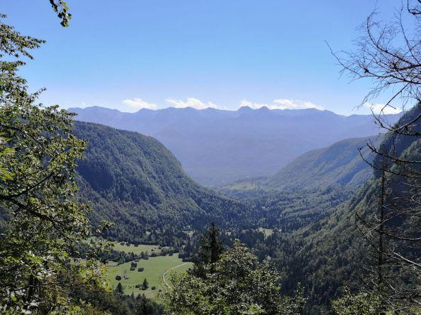 Wandern in den slowenischen Alpen
