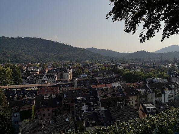 Ein Besuch bei Freunden in Freiburg im Breisgau