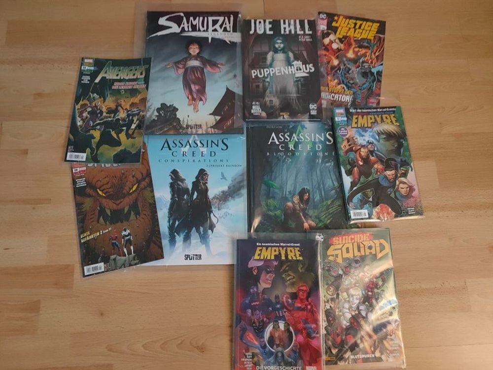 Meine Comics