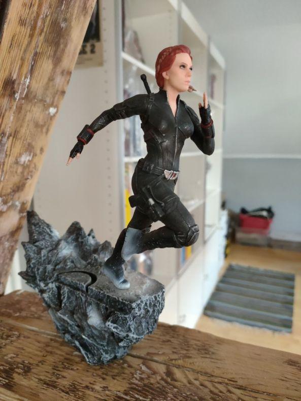Black Widow ist schon cool